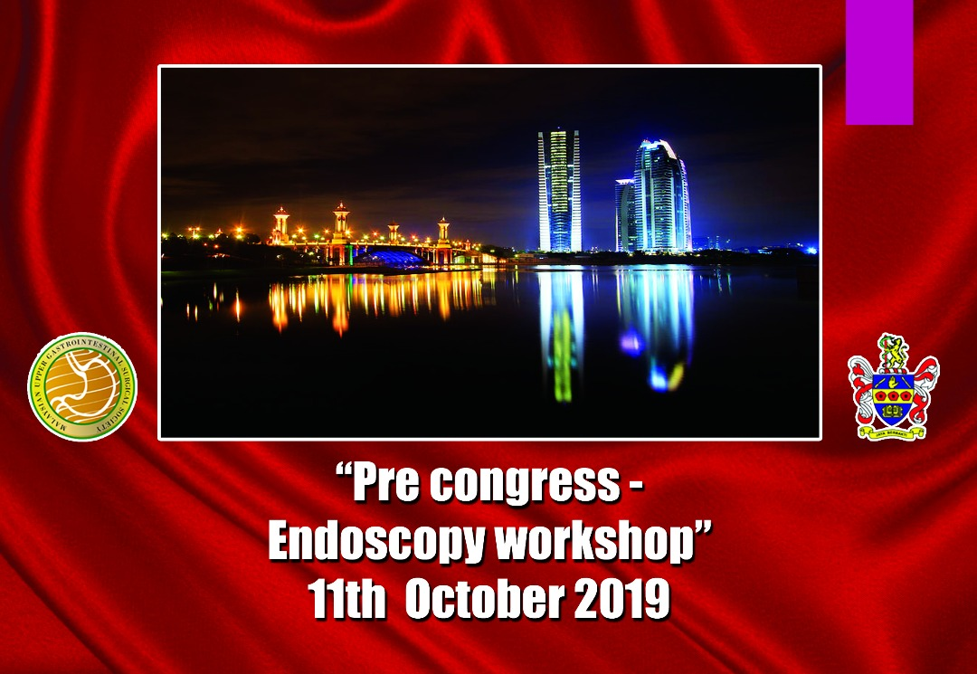 Pre congress Endoscopy workshop 2019