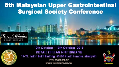 8th Malaysian Upper Gastrointestinal Surgical Society Conference